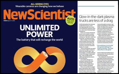 Plasma In New Scientist