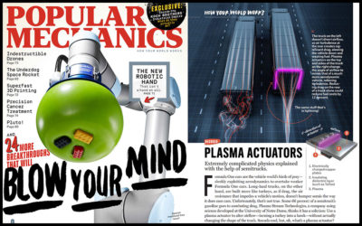 Plasma In Popular Mechanics