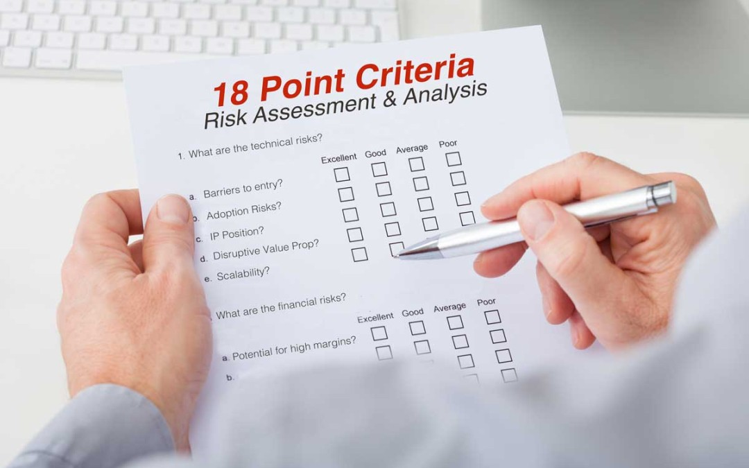 18 Pin-Point Evaluation Checklist