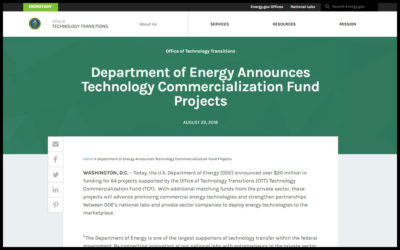 VariGrid Explorations wins 470K from DOE